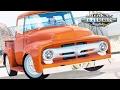 American Truck Simulator - 1956 Ford F-100 Mod