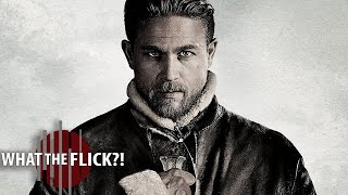 King Arthur: Legend Of The Sword  - Official Movie Review