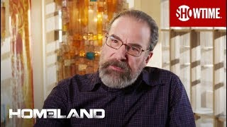 Homeland | Mandy Patinkin on Saul | Season 4