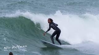 backdoor  haifa surfing  - בקדור בת גלים