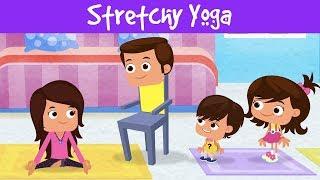 Stretchy Yoga I Yoga for kids I Kids Education | Indian Culture | Jalebi Street | Full Episode