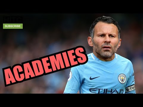 Footballers You FORGOT Came From These Academies