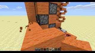 Супер скоростной лифт в minecraft(Сегодня я вам покажу как сделать скоростной лифт. Он весьма прост, так что его построить сможет любой!, 2012-07-28T11:09:02.000Z)