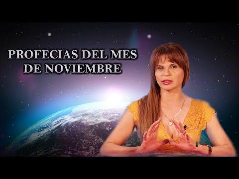 #REVELACIONES DEL MES DE #NOVIEMBRE SEGUNDA PARTE