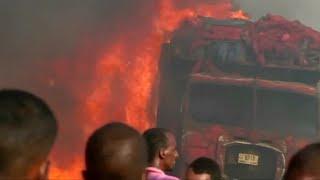 Terror in Somalia: Mehr als 270 Tote bei Anschlag in Mogadischu