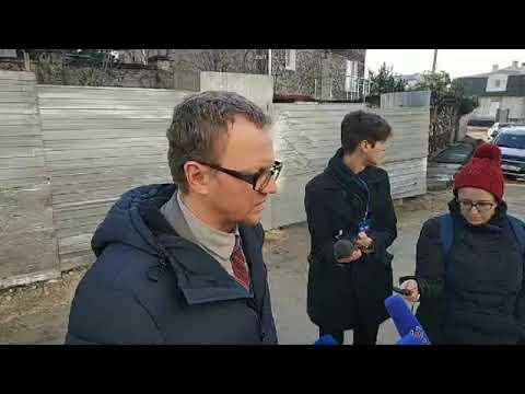 Стрелецкий проезд Севастополь - хроника сноса многоэтажного дома часть 3