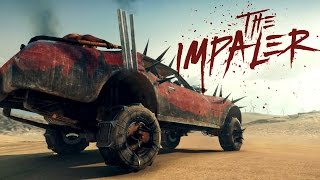 """Mad Max Car Build : """"THE IMPALER"""""""
