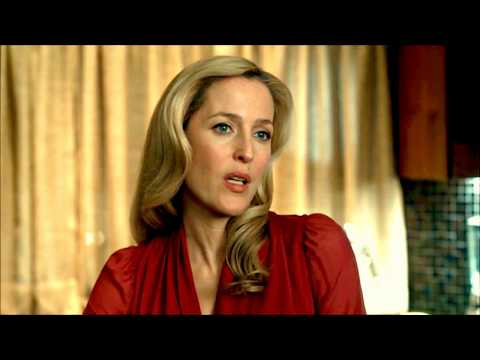 Du Maurier series : rouge coquelicot ~ Gillian Anderson (Hannibal, 2013)