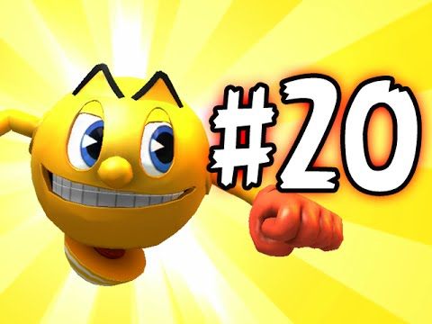 Pac-Man And The Ghostly Adventures - Part 20 - Spin-O-Rama (Let's Play)