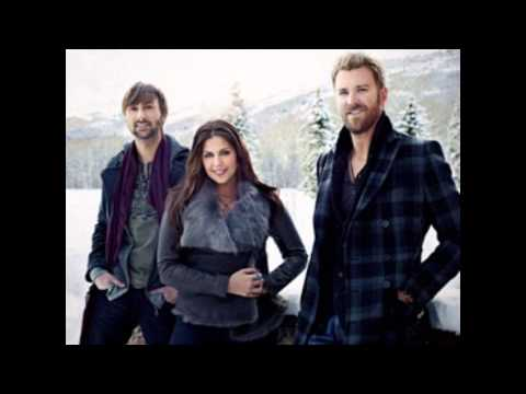 LADY ANTEBELLUM GET FANS IN CHRISTMAS SPIRIT WITH NEW LIVE DVD
