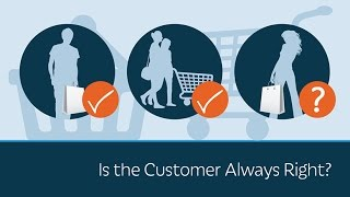 Is the Customer Always Right? thumbnail