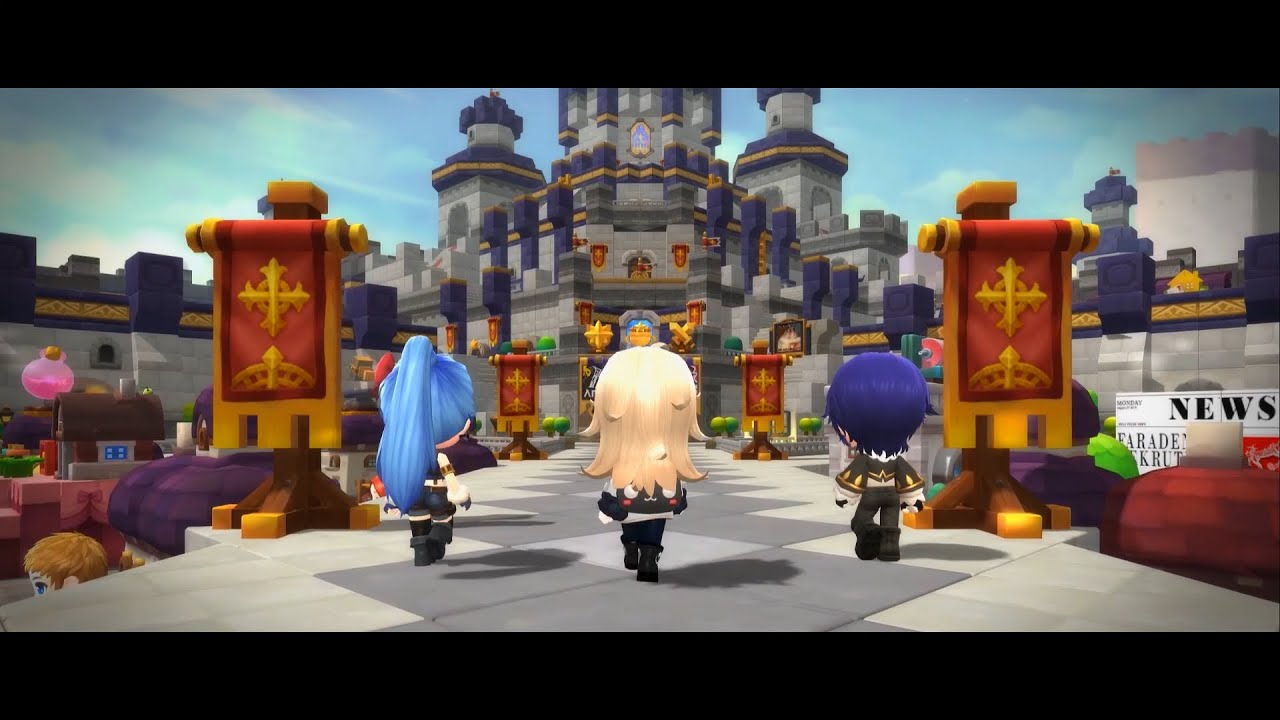 Farewell Global Maplestory 2 - Music Video