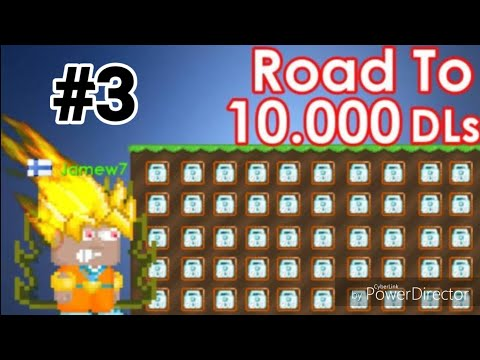 Road To 10,000 DLS #3 ( SELLING BUYCOUCH FOR 1000DLS ) - Growtopia