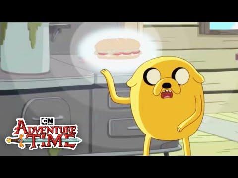The Greatest Sandwich Ever | Adventure Time | Cartoon Network