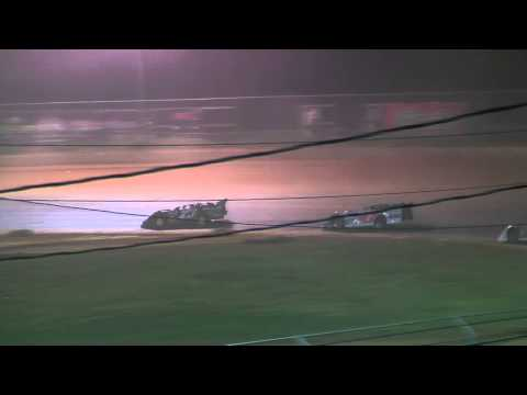Nesmith @ West Plains Motor Speedway, Evan Ellis Wins Aug. 2013