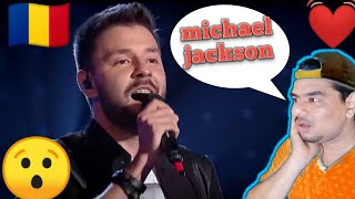 Baixar Bogdan Ioan - Earth Song reaction | Blind Auditions | The Voice of Romania 2018 !! INDIAN reaction