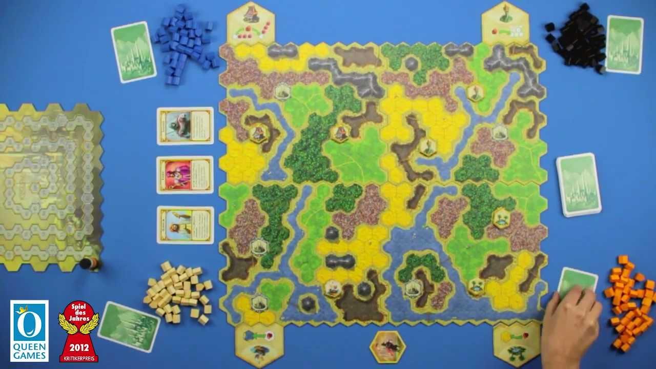 Kingdom Spiel