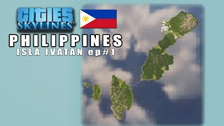 How To Create a Philippine-inspired island in Cities Skylines