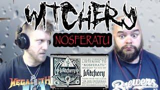 WITCHERY - NOSFERATU 😈😈  reaction