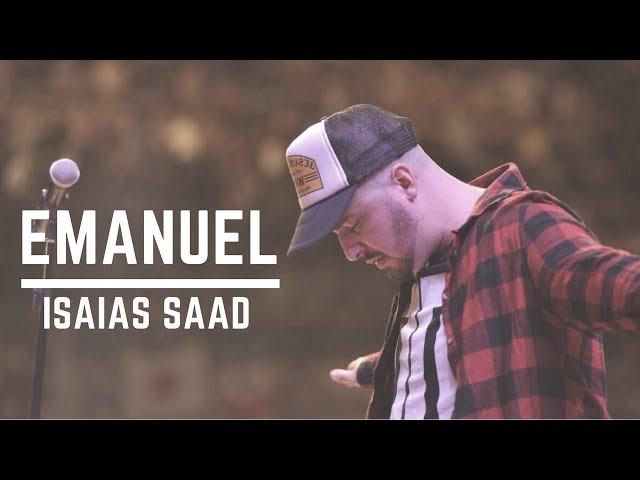 EMANUEL   ISAIAS SAAD   LYRIC VIDEO