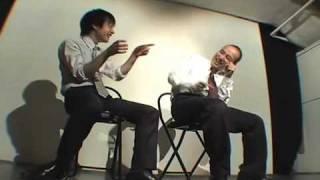 第三回単独公演「しどろもどろおじさんの楽しい台所」より 2008年09月19...