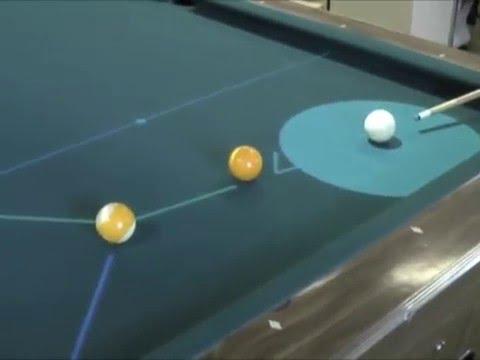 Deep Green & Augmented Reality Pool