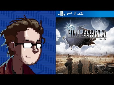 Just My Opinion - Final Fantasy XV