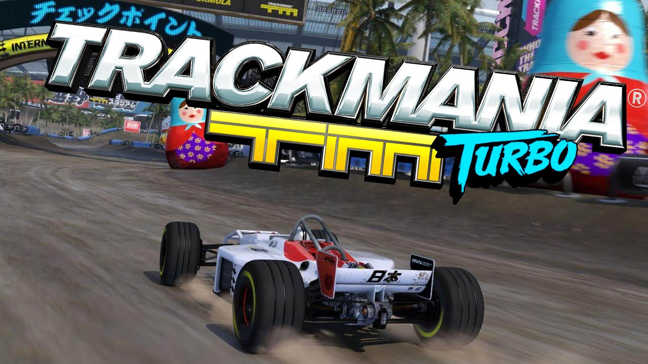 trackmania turbo gameplay first impressions youtube. Black Bedroom Furniture Sets. Home Design Ideas
