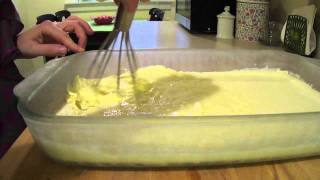 homemade ice cream without an ice cream maker