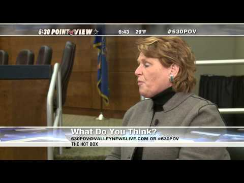 Hot Box: Heidi Heitkamp - April 8, 2013