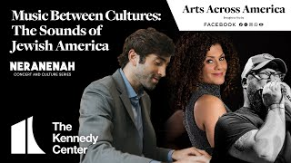 Music Between Cultures: The Sounds of Jewish America