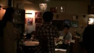 2015.03.21.麦酒本舗にて 庵地俊一(guitar)