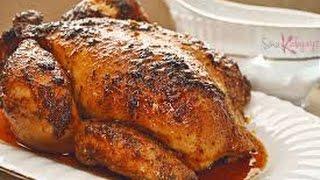 Kurczak z rożna