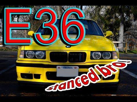 Regular Car Reviews: 1995 BMW E36 M3