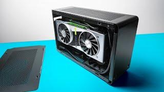 $1600 Dan A4 Sfx Gaming Pc Build Guide