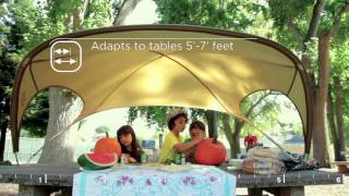 Eclipse: Worlds Best Picnic Table Shade On Kickstarter!