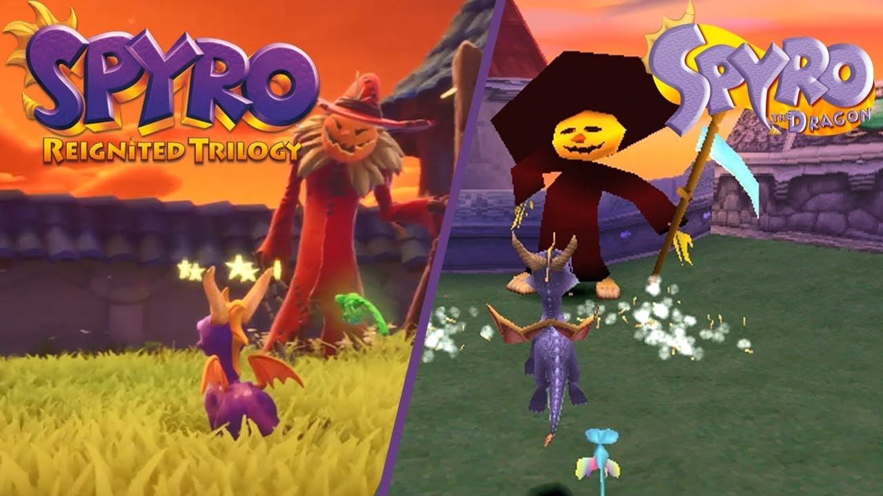 spyro ps4 level