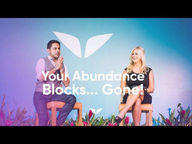 How To Clear Abundance Blocks   Christie Marie Sheldon & Vishen Lakhiani