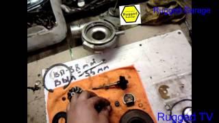 Ремонт турбины (Турбокомпрессора) TF035 (TD04L) Своими силами(Ремонт турбины (Турбокомпрессора) TF035 (TD04L) Своими силами., 2015-05-18T09:33:41.000Z)