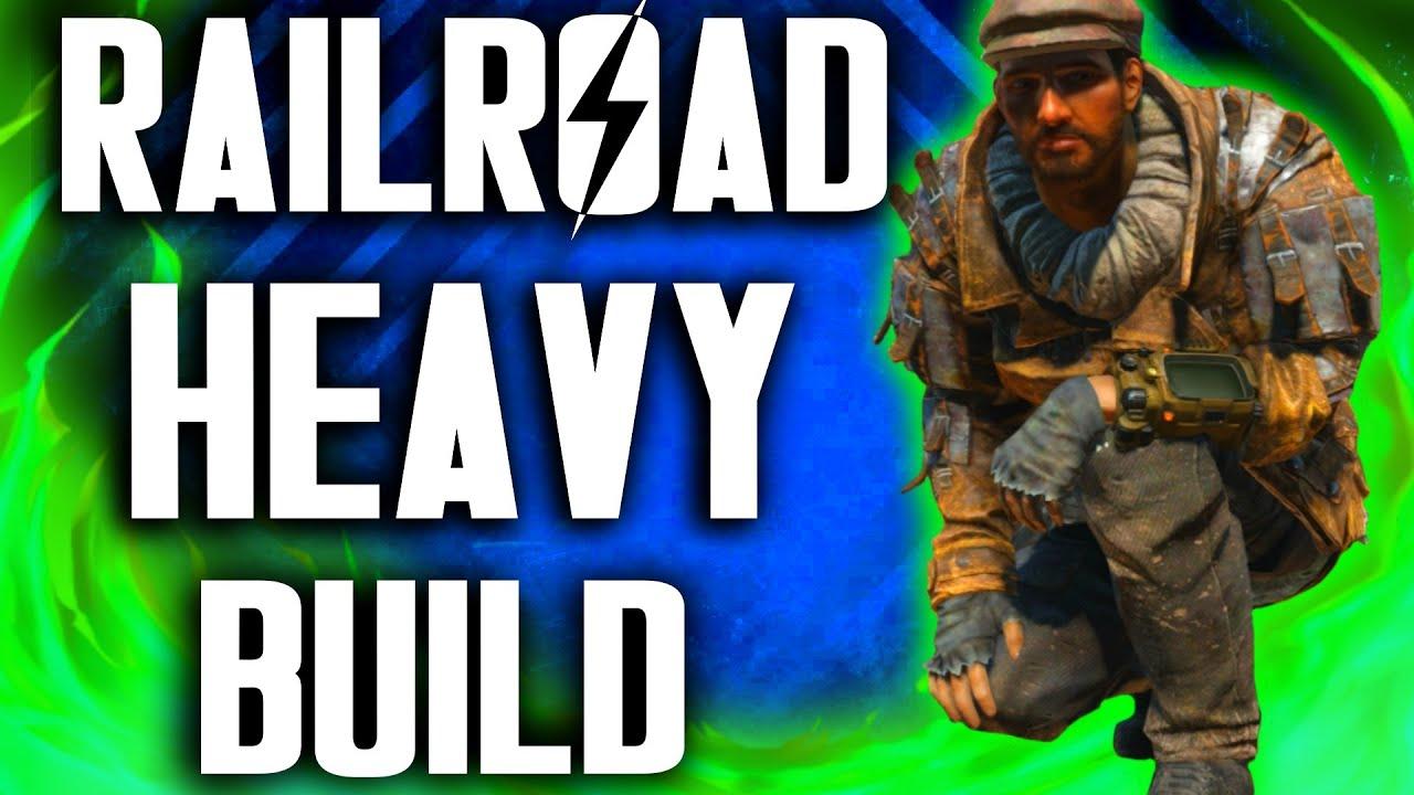 Fallout  Builds Fudgemuppet