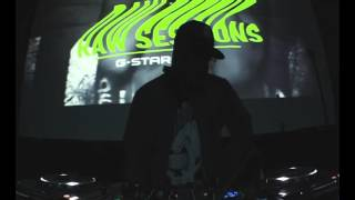 Themba Lunacy Boiler Room x G-Star RAW Sessions DJ Set