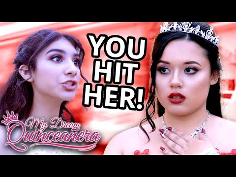 Fight at the Quince | My Dream Quinceañera - Camila EP 6