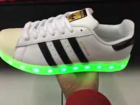 adidas light up trainers