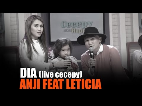 ANJI FEAT LETICIA - DIA | Live Cecepy RCTI 31 Mei 2016