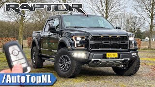 Ford F150 Raptor REVIEW by AutoTopNL