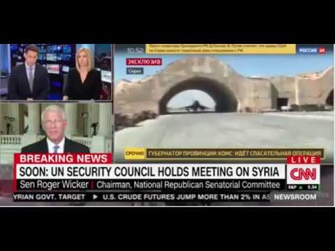 Bipartisan Support in Syria l Roger Wicker For Senate