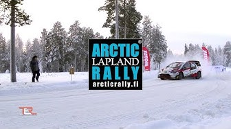 Arctic Lapland Rally 2020 - Highlights