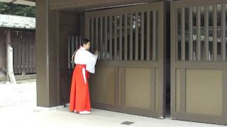 Japanada Trip-Shrine Maidens opening for business