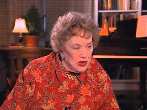 """Julia Child on the start of """"The French Chef"""" tv series - EMMYTVLEGENDS.ORG"""