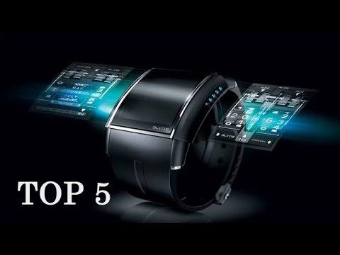 Top 5 best smartwatches to buy in 2015